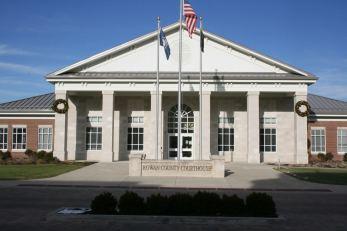 Rowan County Courthouse, Morehead, KY