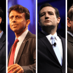 Cruz, Huckabee, Jindal and Santorum Swing Through Iowa This Week