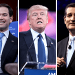 Polling Finds Cruz, Rubio Beats Trump One on One