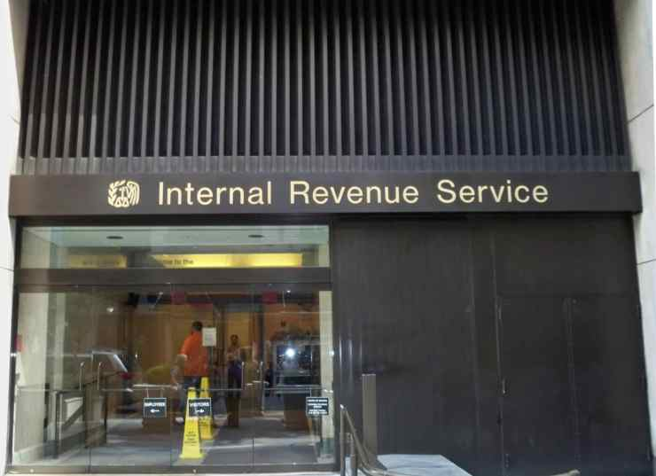 IRS New York Field Office Photo credit: Matthew G. Bisanz