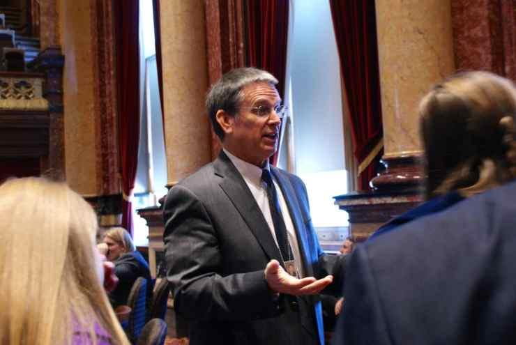 State Senator Jerry Behn (R-Boone) Photo credit: Iowa Senate Republicans
