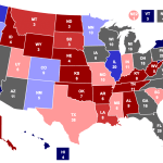 The Electoral Map Doesn't Look Good for Trump
