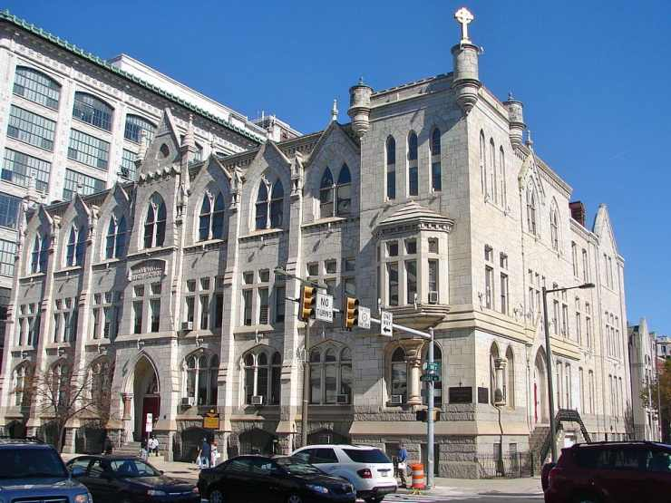 Roman Catholic High School in Philadelphia, PA.