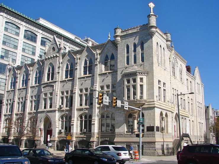 Roman Catholic High School in Philadelphia, PA.