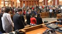 Opening Day Invocation in the Iowa House on January 9, 2017.