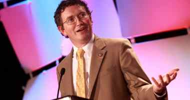 Congressman Thomas Massie (R-KY) speaking at the 2013 Liberty Political Action Conference (LPAC) in Chantilly, Virginia. Photo credit: Gage Skidmore