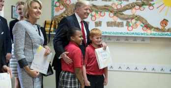 Trump's Budget Axes 20 PreK-12 Education Programs