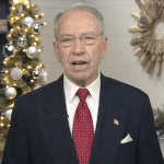 Chuck Grassley's Christmas Message to Iowans (Video)