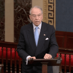 "Chuck Grassley Criticizes ""Gang of Six"" Amnesty Proposal"