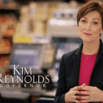Reynolds Releases First TV Ad in Iowa Governor's Race