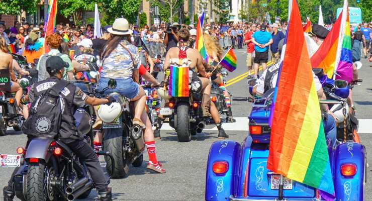 Capital Pride Parade in Washington, DC on 6/9/18. Photo Credit: Ted Eytan