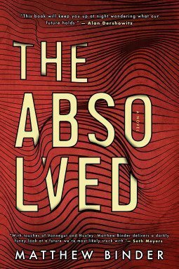 Book cover The Absolved by Matthew Binder