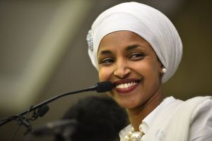 Ilhan Omar's Serious Question