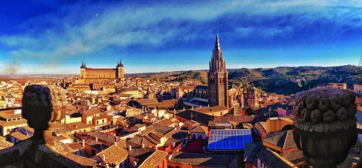 Toledo, España #europe #spain #toledo #beautiful #photography
