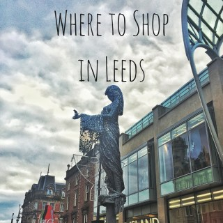 Leeds, England, Trinity Mall