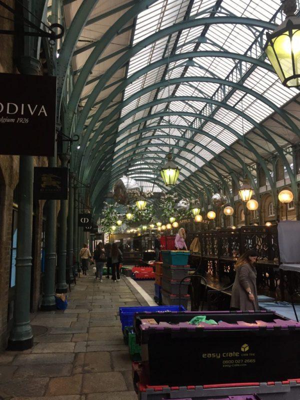 market, covent garden, london