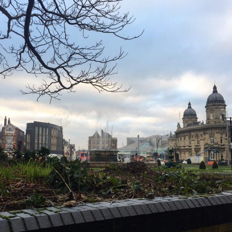 Queen's Gardens, Hull