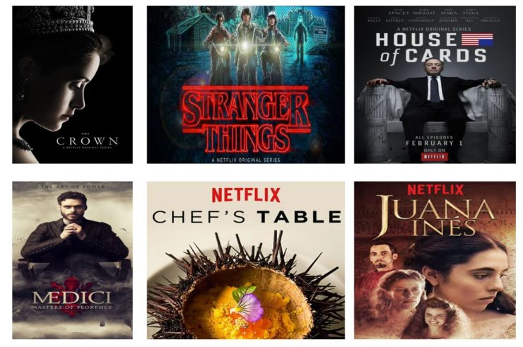 Round up of Netflix shows to watch for March 2017