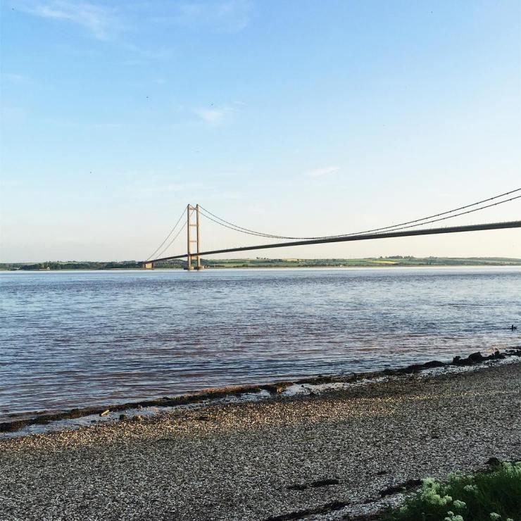 Road Trips - Humber Bridge Hull
