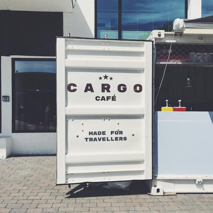 Cargo Cafe - Coffee in Oslo