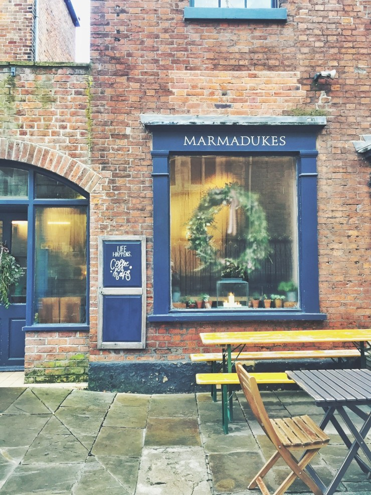 Life Happens, Coffee Helps - Marmadukes, Sheffield