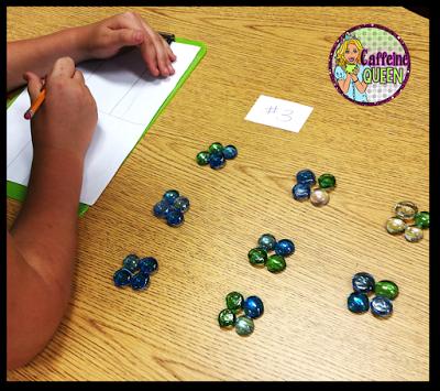 Arrays for beginning multiplication