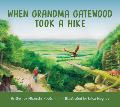 When Grandma Gatewood Took a Hike book