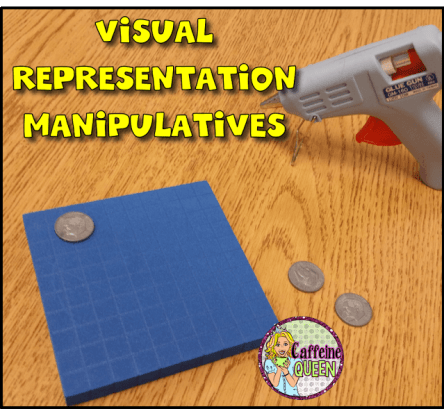 manipulatives for teaching money skills
