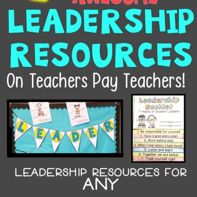 Student Leadership Resources for Classrooms