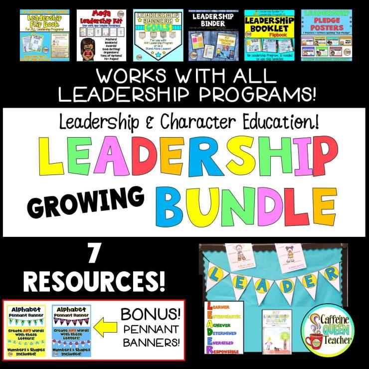 Leadership Bundle for all Leadership Programs