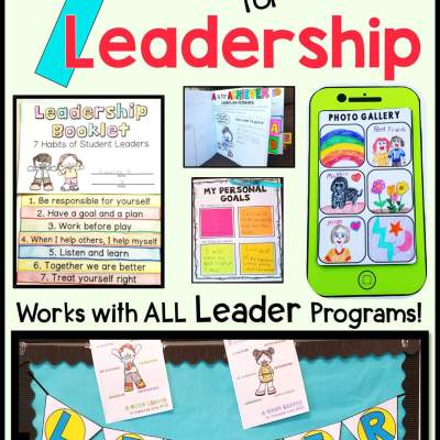 Develop the leader in your students
