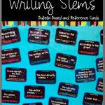 writing-stems-to-cite-text-evidence-black-pin