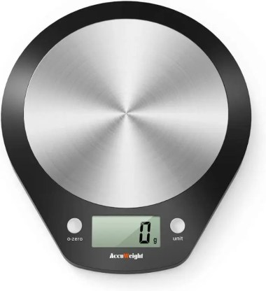 digital coffee scale for pour over coffee