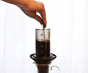 Making Home Brewing Easy with an Aeropress Brewer by Aerobie