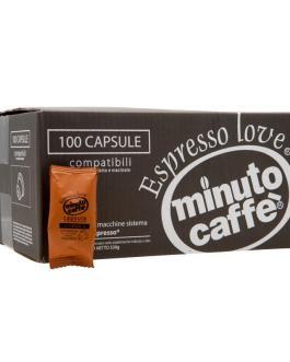 Minuto nespresso Costarica 100cps