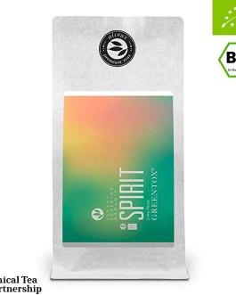 Spirit – Green Tea Fruit Herbal Blend – Lime taste
