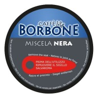 CAFFE' BORBONE DOLCE GUSTO MISCELA NERA 15 CPS/90 CPS