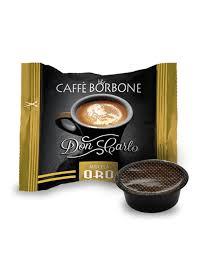 Borbone oro Don Carlo 50 cps