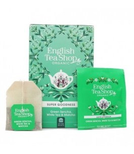 Sencha Green tea – Tè verde giapponese – 20 bustine di Tè (30 Gr)