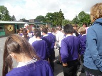 St Peter's primary Waterlooville Year of Mercy June 2016