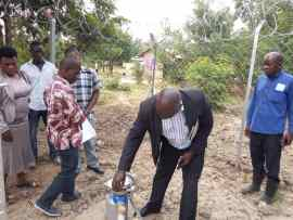 Water Projects Inspection and Shelter construction