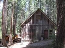 Even forestry camp sheds make us nostalgic.
