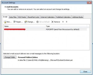 Cara Setting Mail Yahoo! di Outlook (3/6)