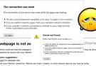 Webpage Down