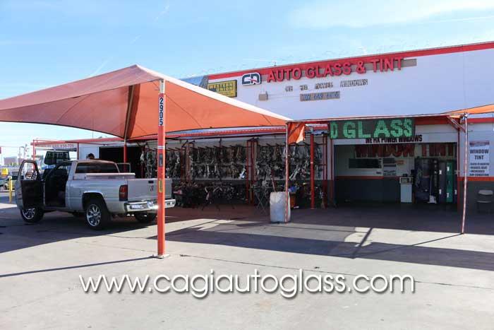 auto door glass repairs las vegas