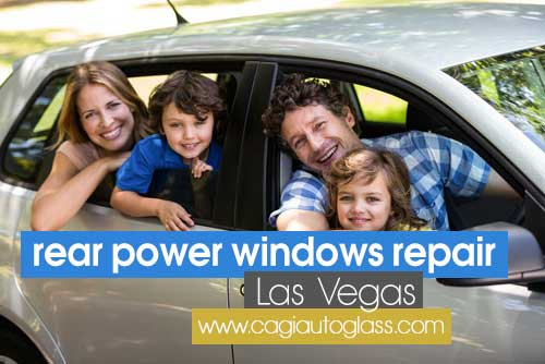 las vegas rear power windows repair