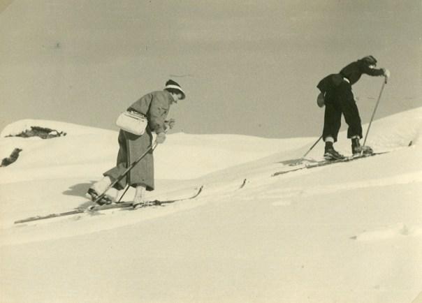 Antonia Pozzi in Valtoggia, 1936