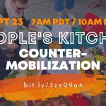 THURS 9/23: People's Kitchen Counter-Mobilization: Food System Take-Back