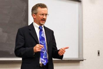 Dr. Charles Steele
