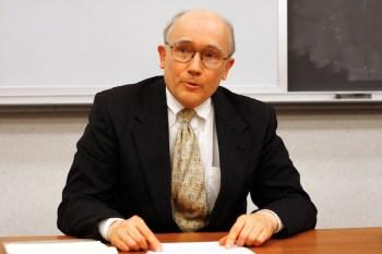 Dr. William Morrisey
